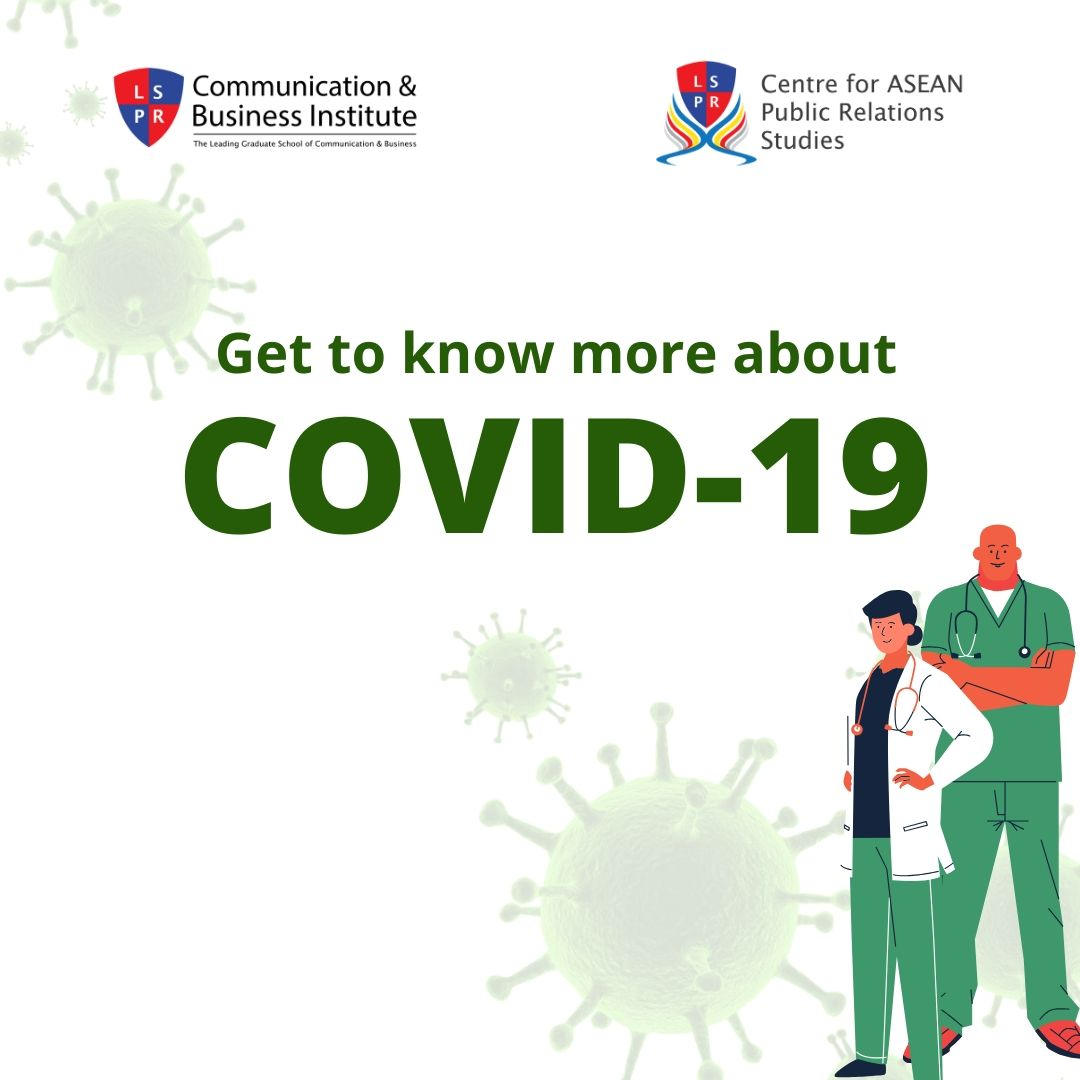 INFOGRAPHIC : Get to know more about COVID19
