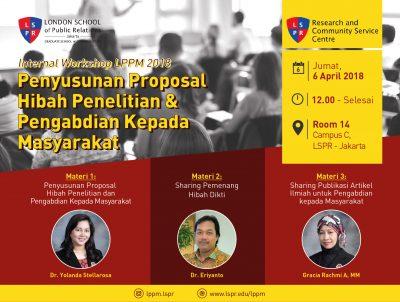 Internal Workshop 2018