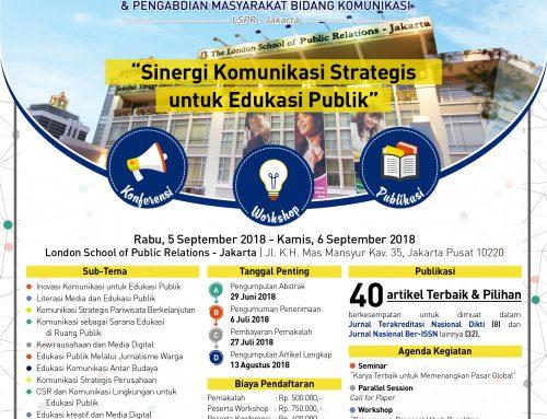 Konferensi Nasional Penelitian dan Pengabdian Masyarakat bidang Komunikasi (KNP2K)